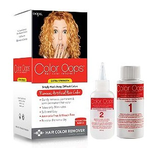 Color oops at home color removal beauty lore coloroops solutioingenieria Choice Image
