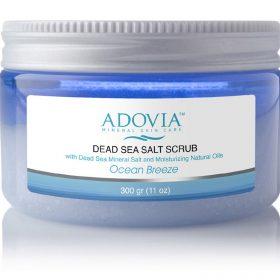 Review: Adovia Dead sea salt scrub