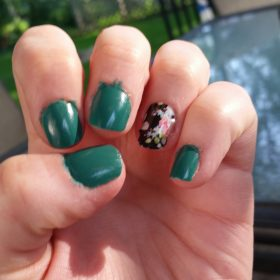 Review: Jamberry Nail Wraps; JENDOZA'S JAMS
