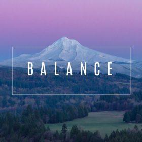 Balance- Intuition
