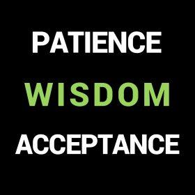 Wisdom- Green